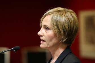 Concern: Gun Control Australia chairwoman Samantha Lee fears gun laws have been weakened in NSW.