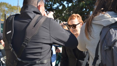 Amy Connors appeared in Kempsey Local Court on August 20.