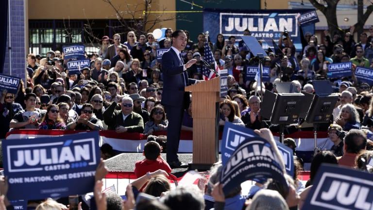 Julian Castro has announced his decision to run in the 2020 presidential campaign.