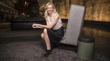 Kim Jackson has a focus on female-led start-ups at Skip Capital.