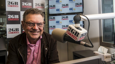 Steve Price at 2GB.
