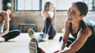 Exercising is good for your skin! But you still need to treat it well.