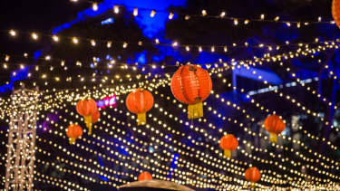 The Brisbane Night Noodle Markets are open until August 5.