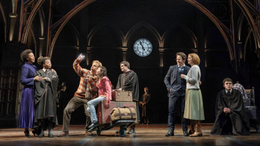 Harry Potter and the Cursed Child will open in Melbourne in January.