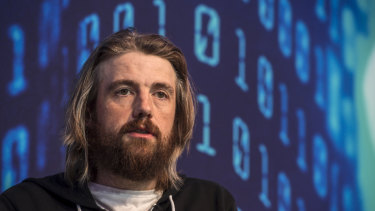 """Atlassian co-founder Mike Cannon-Brookes says Australians can't rely on government """"at all"""" on climate change."""