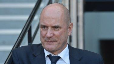 Melbourne CEO Peter Jackson.