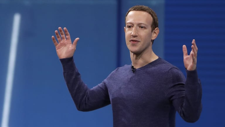 Mark Zuckerberg's Facebook has an eye on business customers.