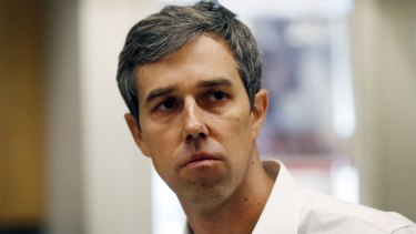 Presidential candidate Beto O'Rourke.