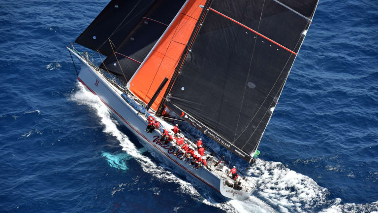 Redemption: Wild Oats XI has taken out this year's Sydney to Hobart in one of the closest ever finishes.