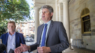 Local Government Minister Stirling Hinchliffe is pushing for compulsory preferenial voting in local government elections.