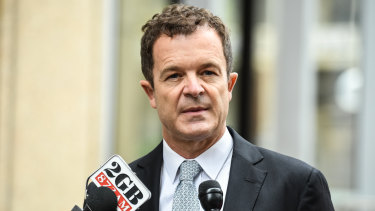 Attorney General Mark Speakman Mr Speakman has committed to review Judge Tupman's comments.