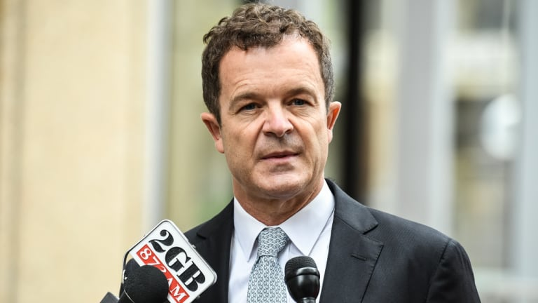 Decision: NSW Attorney-General Mark Speakman.