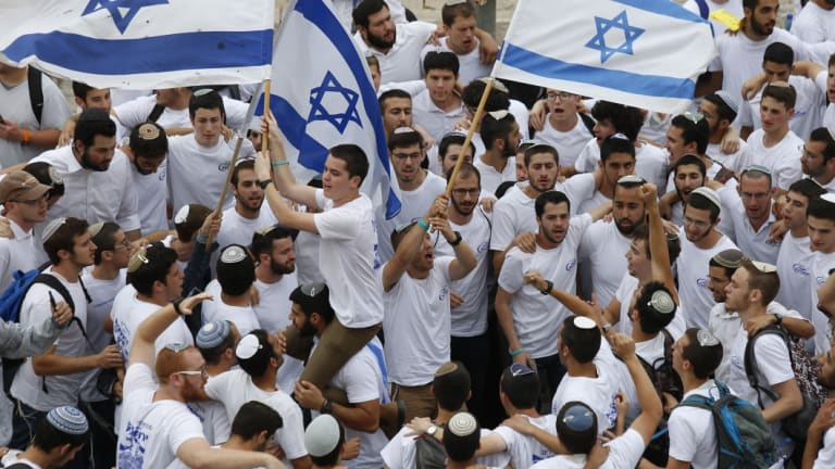 israeli law declares country the nation state of the jewish people