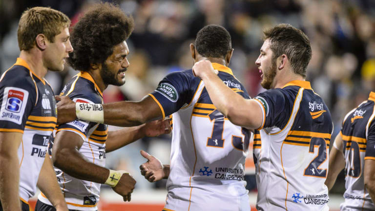 The Brumbies have named a strong squad to face Suntory in Japan.