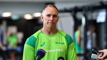 Gone: Departing coach Andy Friend thought he had lost his captain James Stannard.