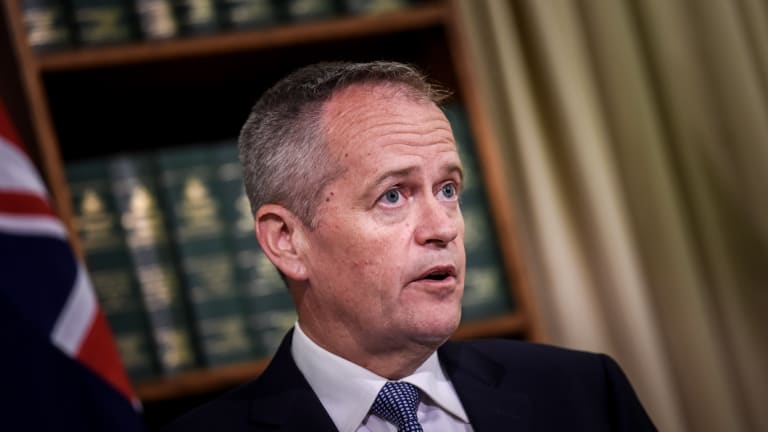 Labor leader Bill Shorten will be tested at national conference.