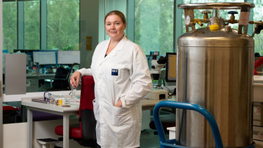 Dr Sara Couperthwaite is partnering with mining company Lava Blue to lead a project to transform kaolin clay into high-purity alumina.