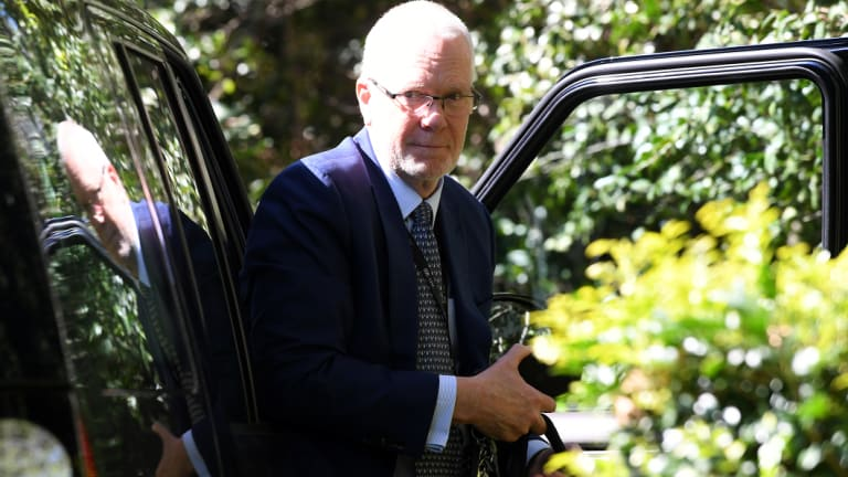 Former ABC chairman Justin Milne is the chair of MYOB.