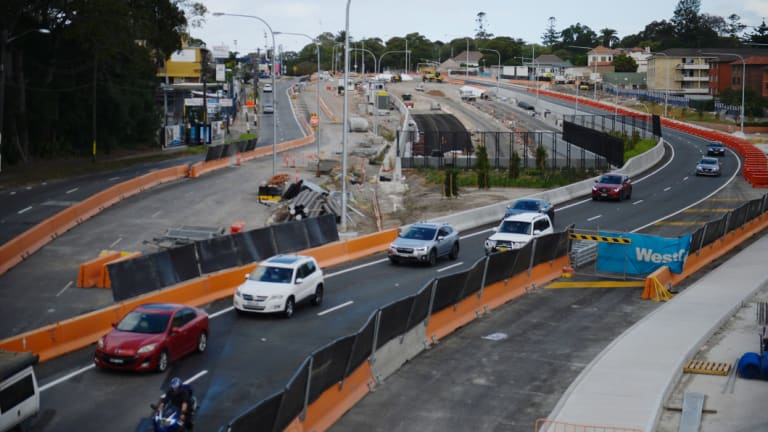The sale of WestConnex to a Transurban-led consortium is due to be completed by the end of the month.