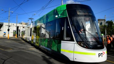 Thirty E-Class trams have been ordered since 2015, the state government says.