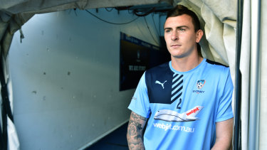 Sebastian Ryall has written a powerful e-book that details his struggles with mental health and lifts the lid on his time in the A-League.