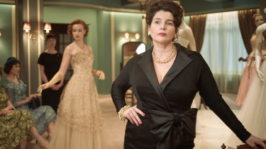 Julia Ormond as Magda in Ladies In Black.
