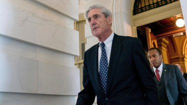 Special Counsel Robert Mueller has been investigating Russian interference in the 2016 election.