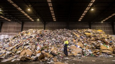 Some experts say food and organic waste in landfill that could be composted has reached up to 40 per cent.