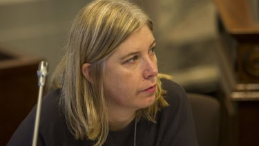 Cr Nicole Johnston called for the Lord Mayor to release information on where the $192 million had been spent.