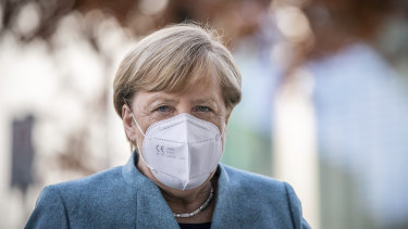 German Chancellor Angela Merkel said the situation was serious, making further restrictions necessary.