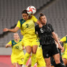 Kerr rises to occasion as Matildas start in style