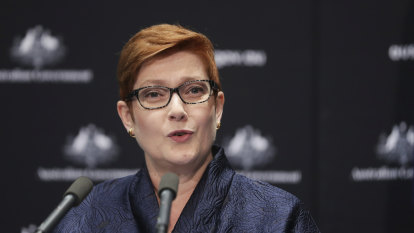 The quiet diplomacy of Marise Payne