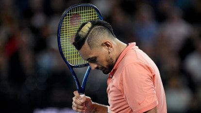 Kyrgios says no to grand slams without fans