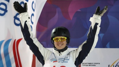 Laura Peel's back the years with World Cup win