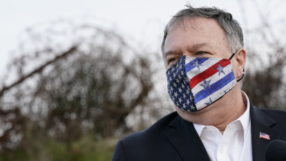 'Last days of Pompeo': top US diplomat trolls critics in long goodbye