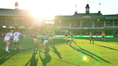 NRL, cricket on collision course over use of SCG