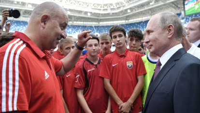 Russia could still play in 2022 FIFA World Cup on 'neutral' basis