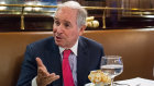 Blackstone co-founder Stephen Schwarzman sits for lunch with the AFR at New York culinary institution La Goulue.