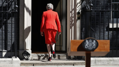 Bigger than Brexit: Theresa May's parting shot is a gift to the world