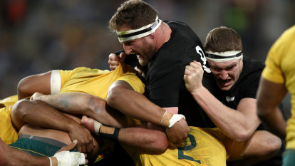 Leaked minutes show NZ agreed to six-week Rugby Championship