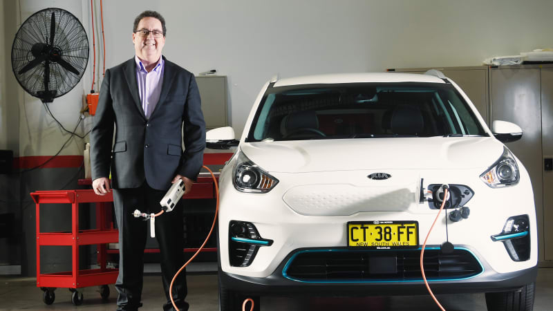Electric cars drive 'urgent' need to reform road tax