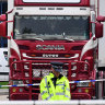 Man from Northern Ireland arrested over 39 truck deaths in Britain