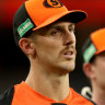 Mitch Marsh goes under the knife after blow to groin