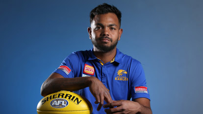 Eagles coach fears Willie Rioli may not play at AFL level again
