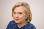 """Hillary Clinton: """"I've had such a fascinating, rich life. I've been at the forefront of so much change and I've seen the positive shifts."""""""