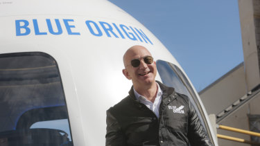 Jeff Bezos is planning a trip to space with his brother.