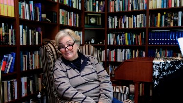 Australian books are awash with too many dark and negative portraits of women, says judge Sandra Yates.