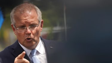 Prime Minister Scott Morrison says the government will not negotiate on border security.
