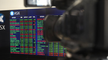 The ASX is surging on Monday.