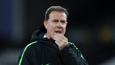 Employment: Alen Stajcic has been linked with the vacant Central Coast job.